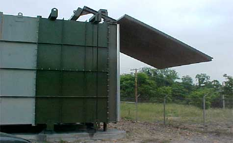 Coal Mine Silencer