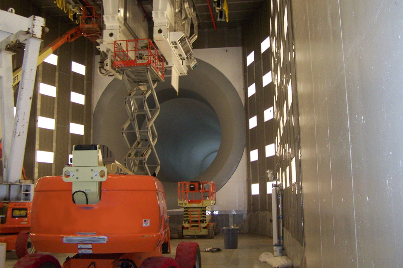 Jet Engine Test Cell
